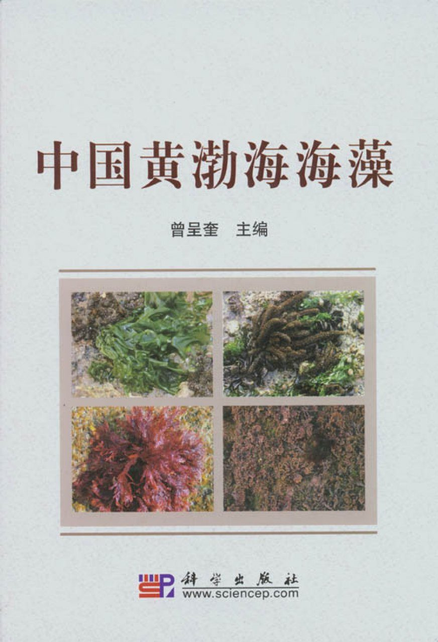 Seaweeds in Yellow Sea and Bohai Sea of China [Chinese]