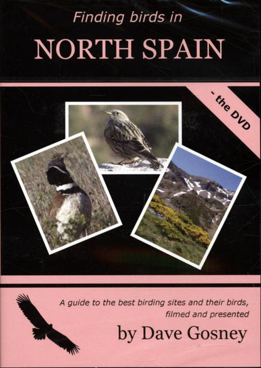 Finding Birds in North Spain - The DVD (Region 2)