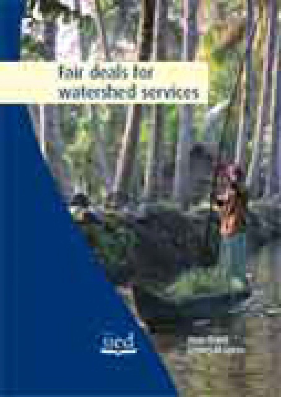 Fair Deals for Watershed Services