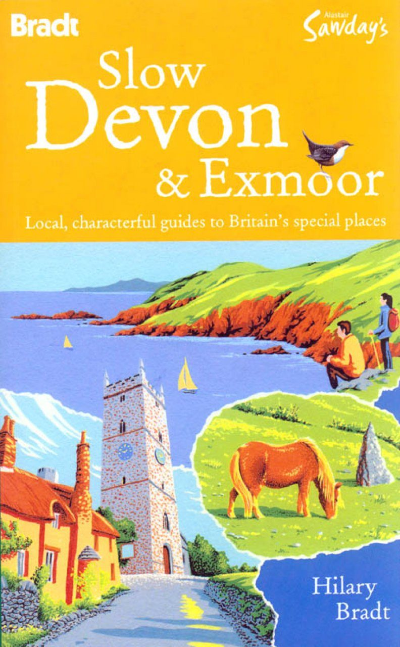 Slow Devon and Exmoor
