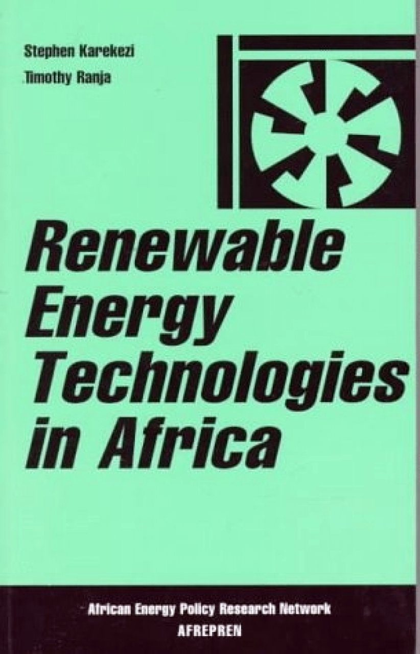 Renewable Energy Technologies in Africa
