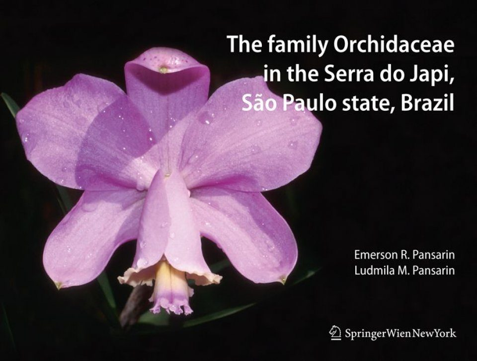 The Family Orchidaceae in the Serra do Japi, São Paulo State, Brazil