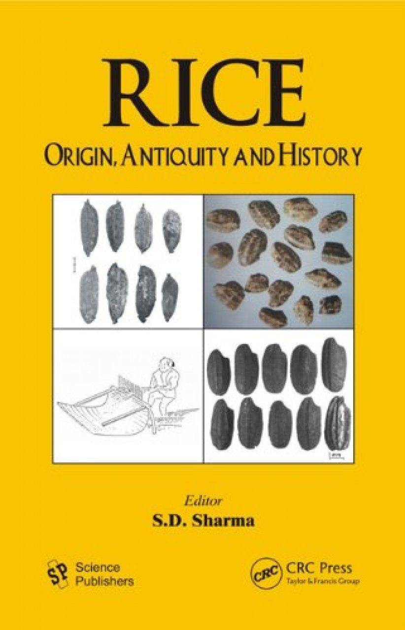 Rice: Origin, Antiquity and History