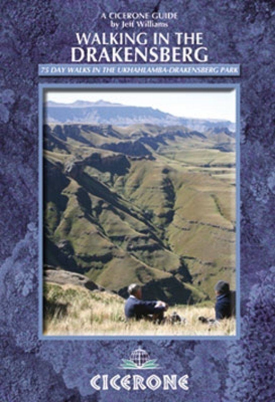 Cicerone Guides: Walking in the Drakensberg