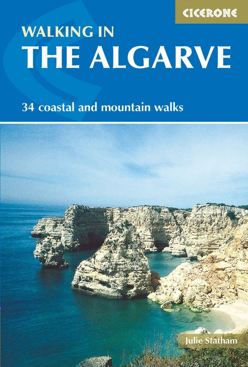 Cicerone Guides: Walking in the Algarve