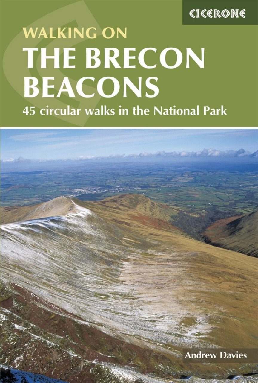 Cicerone Guides: Walking on the Brecon Beacons