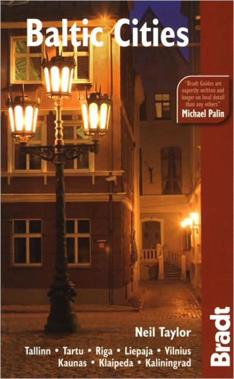 Bradt Travel Guide: Baltic Cities