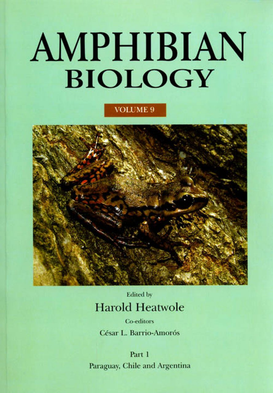 Amphibian Biology, Volume 9, Part 1