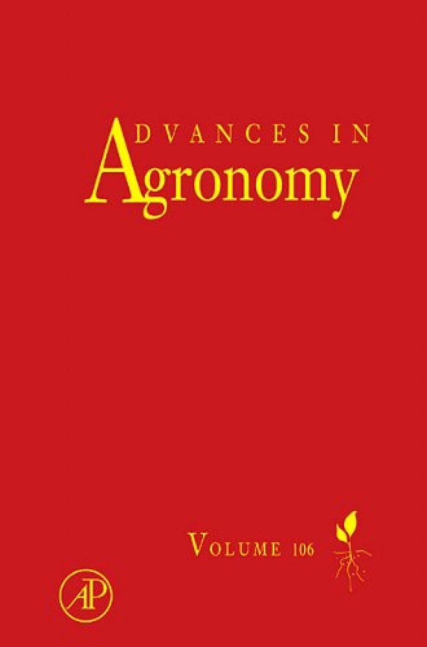 Advances in Agronomy, Volume 106