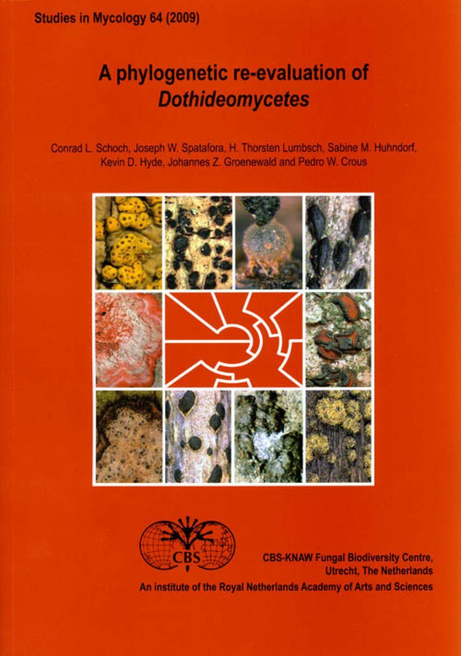 A Phylogenetic Re-Evaluation of Dothideomycetes