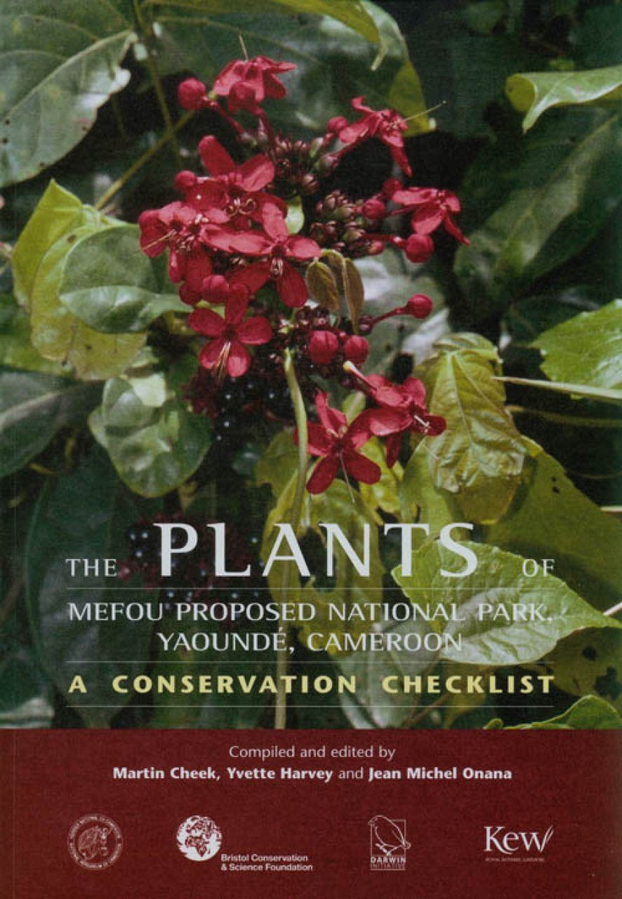 The Plants of Mefou Proposed National Park, Central Province, Cameroon