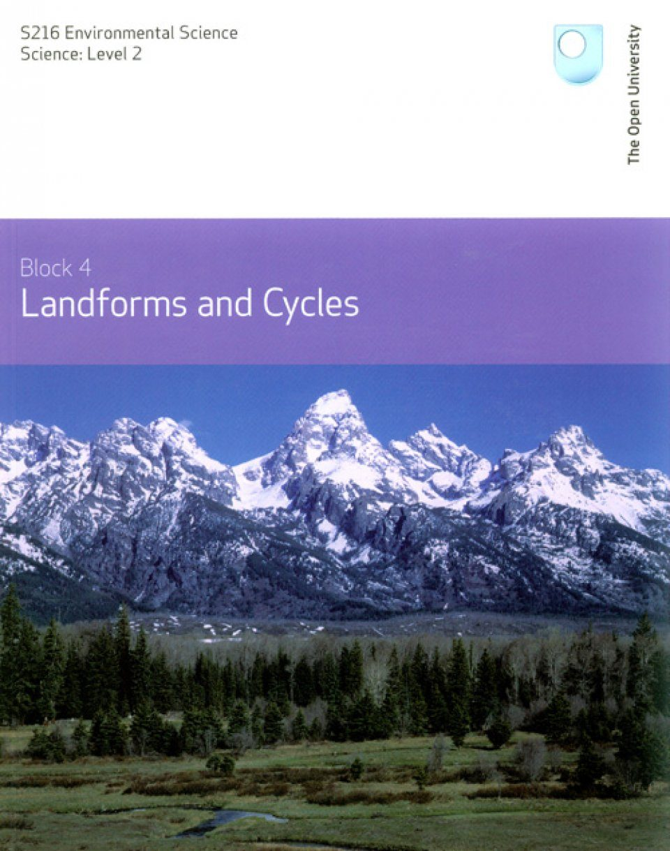 Landforms and Cycles
