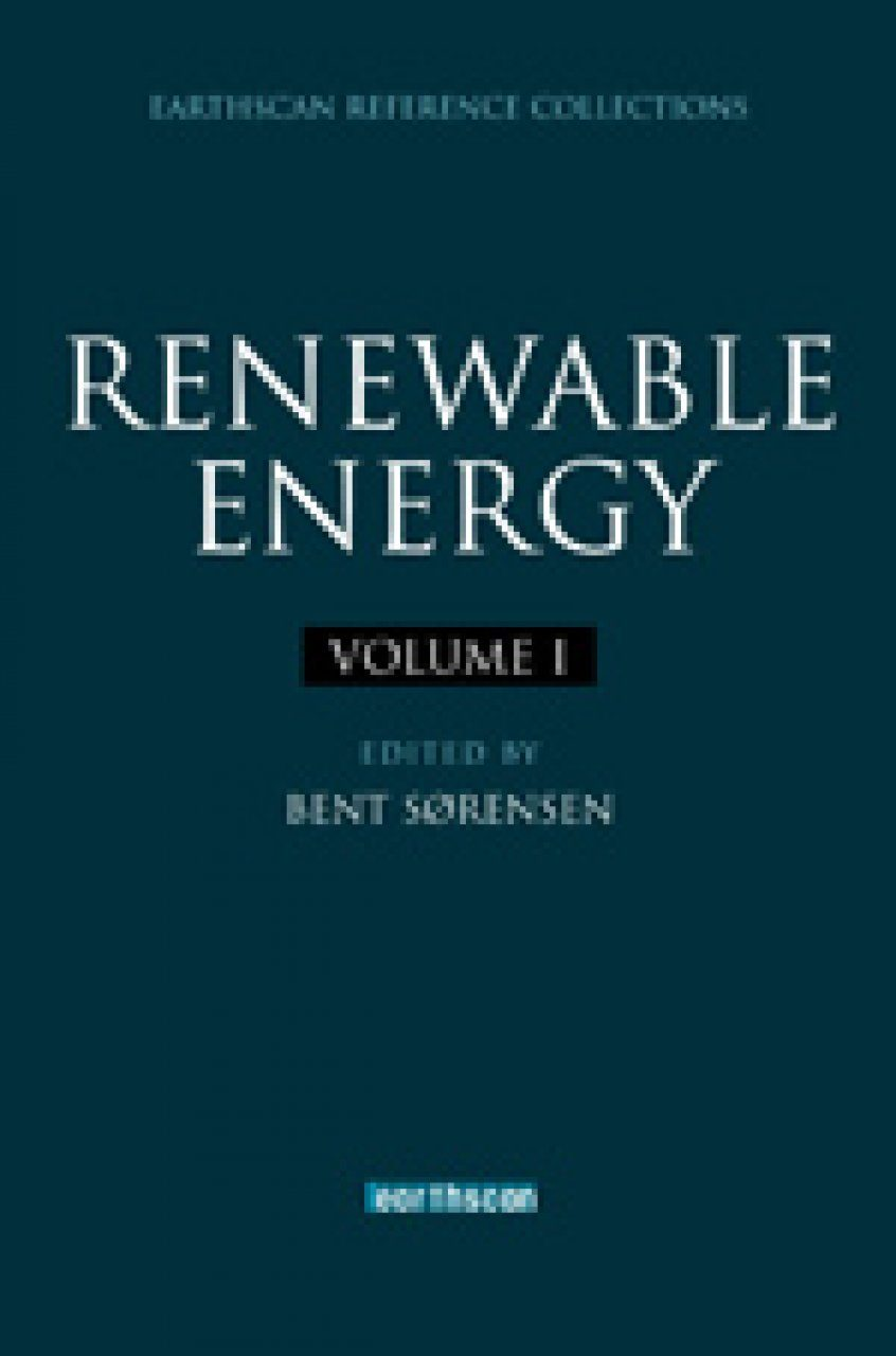 Renewable Energy (4-Volume Set)