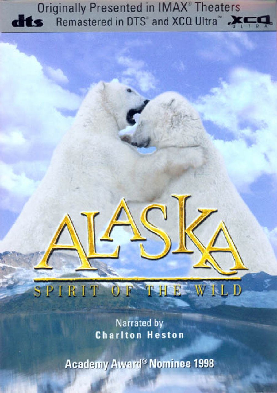 Alaska - Spirit of the Wild (Region 2)