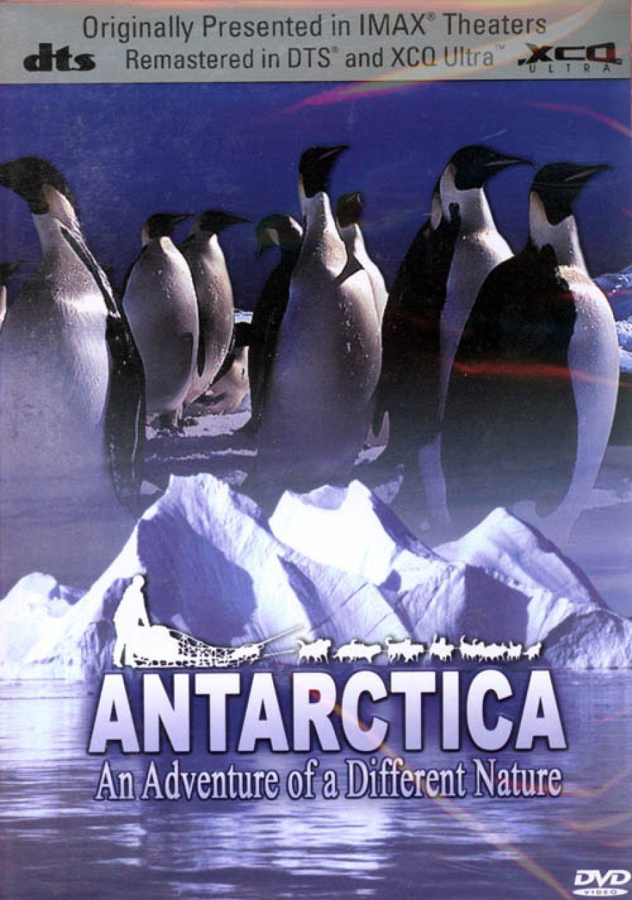 Antarctica: An Adventure of a Different Nature (Region 2)
