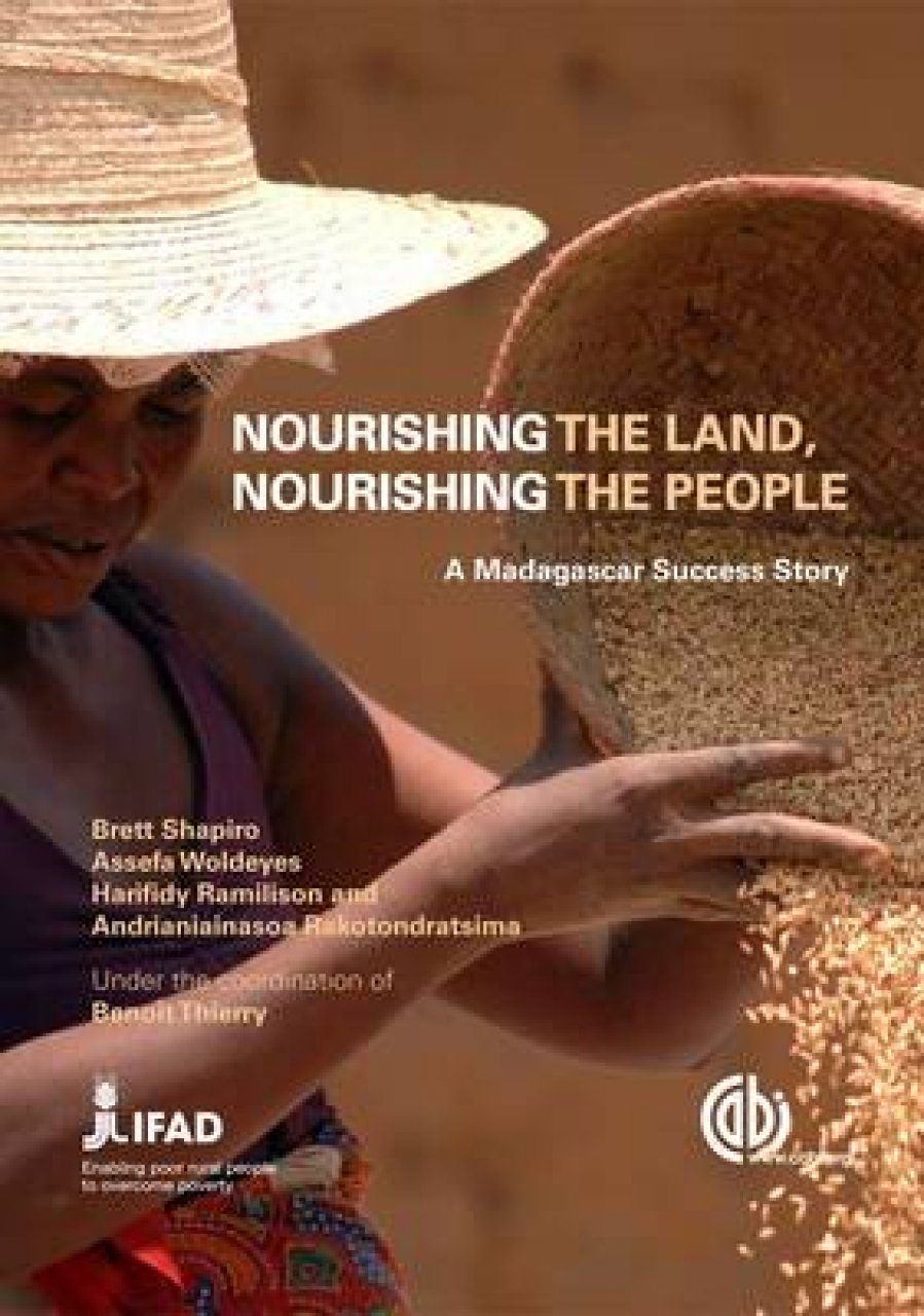 Nourishing the Land, Nourishing the People