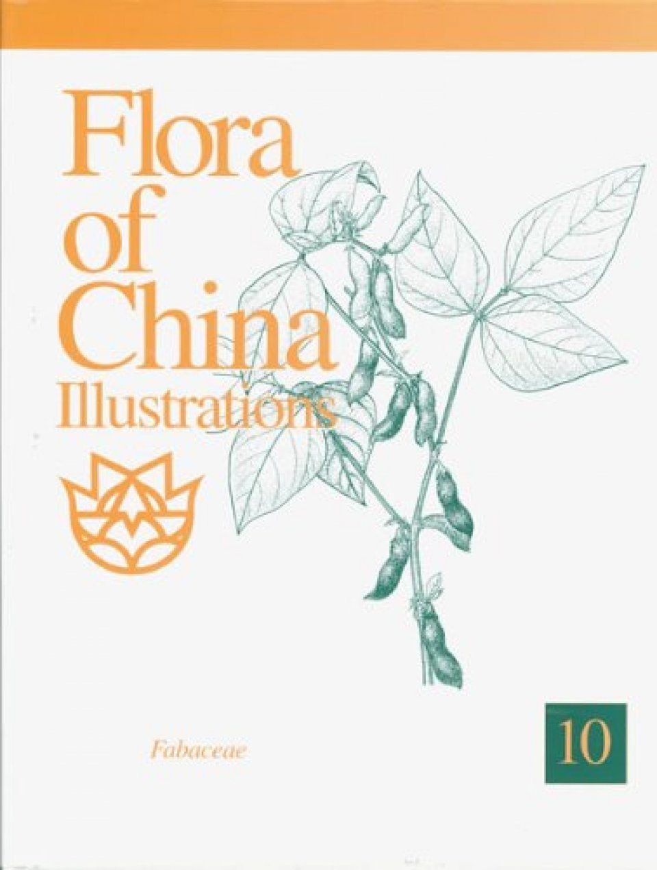 Flora of China Illustrations, Volume 10