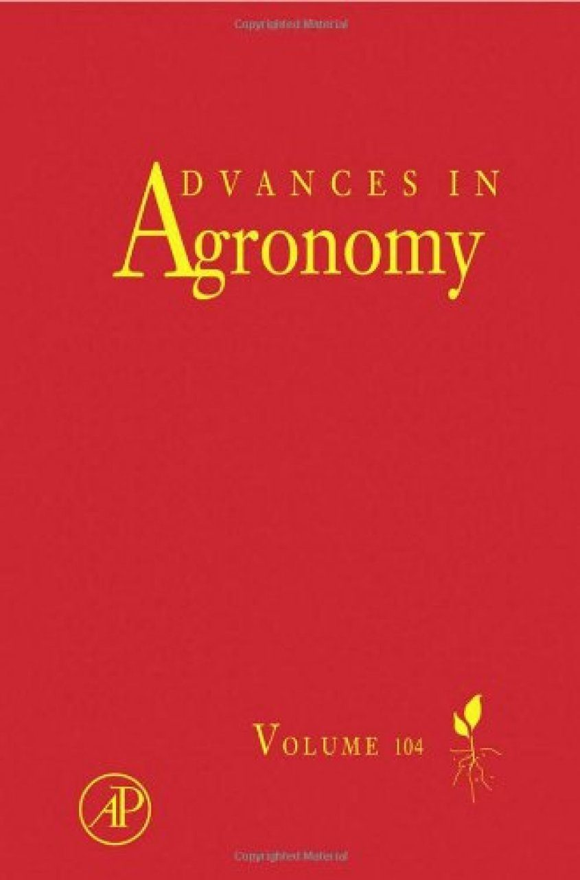 Advances in Agronomy, Volume 104