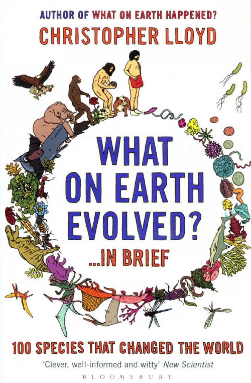 What on Earth Evolved? ...In Brief