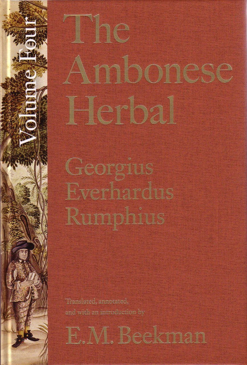 The Ambonese Herbal, Volume 4