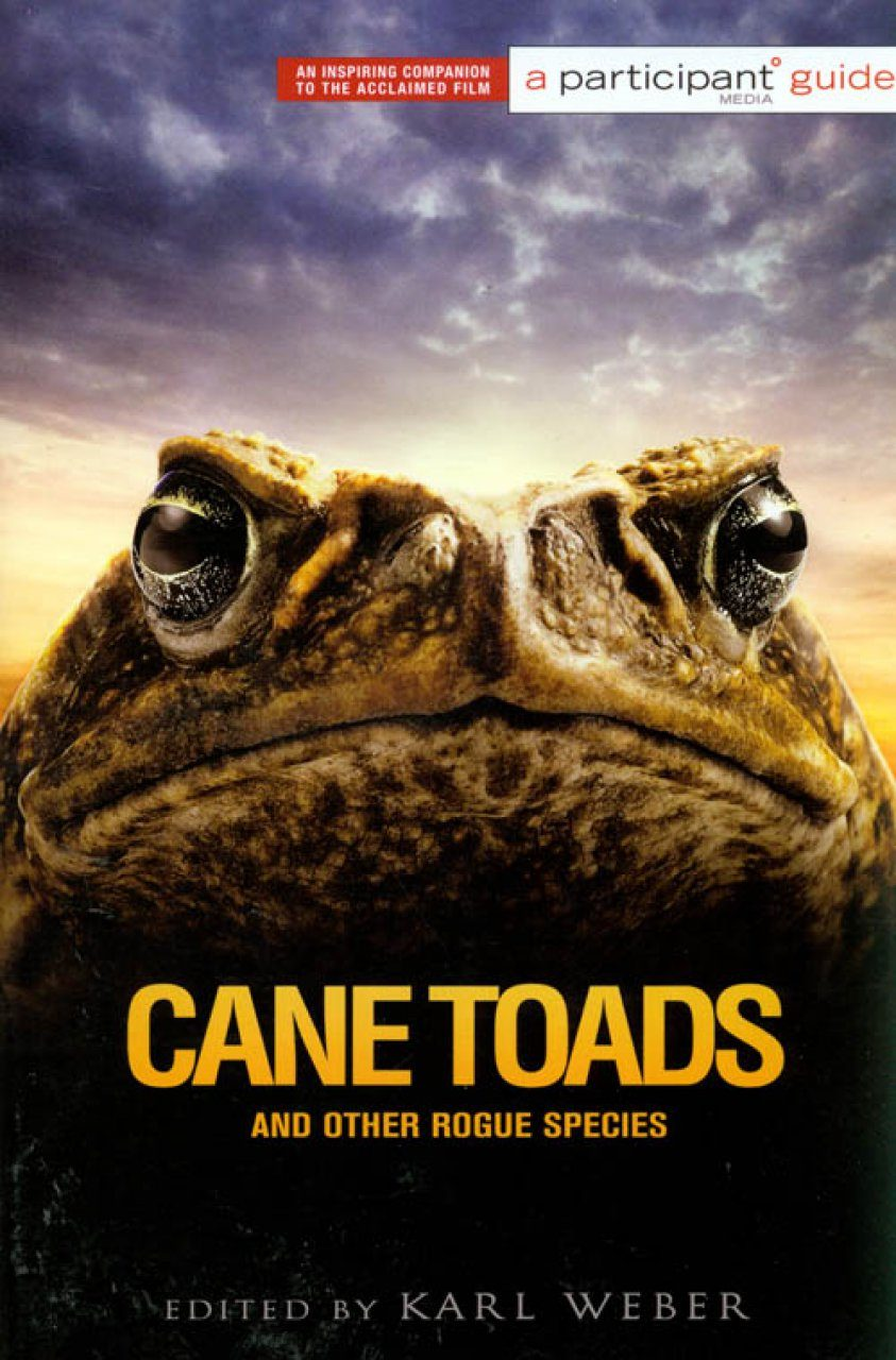 Cane Toads and Other Rogue Species