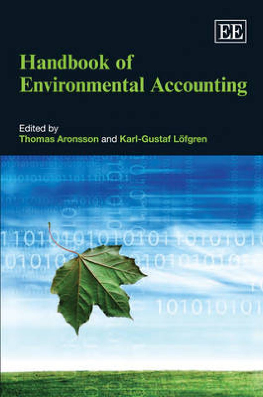 Handbook of Environmental Accounting