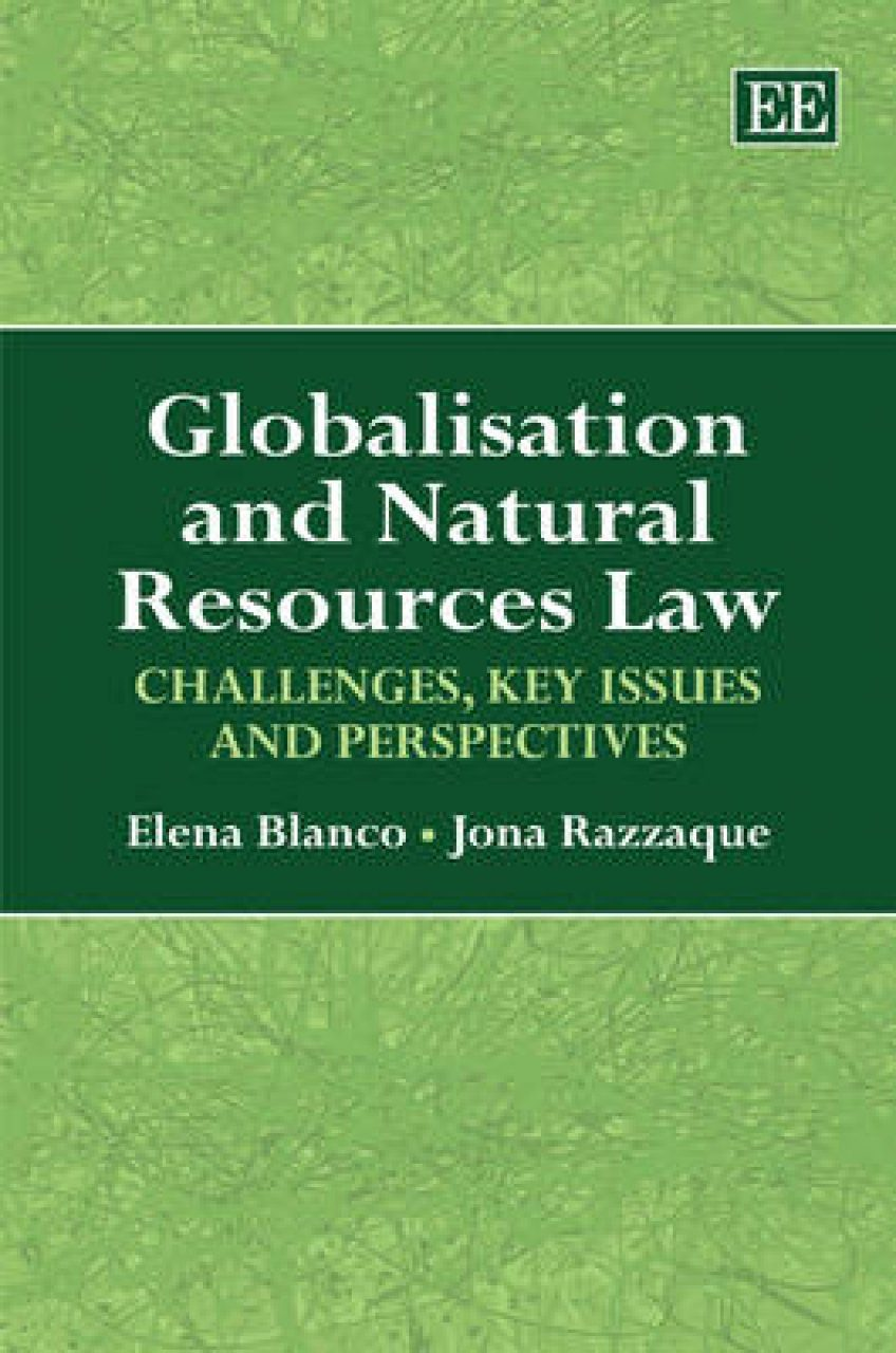 Globalisation and Natural Resources Law