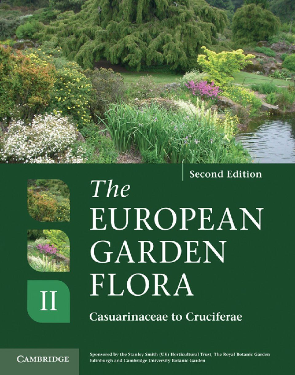 The European Garden Flora, Volume 2