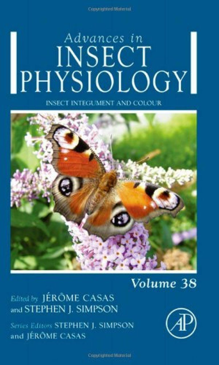 Advances in Insect Physiology, Volume 38
