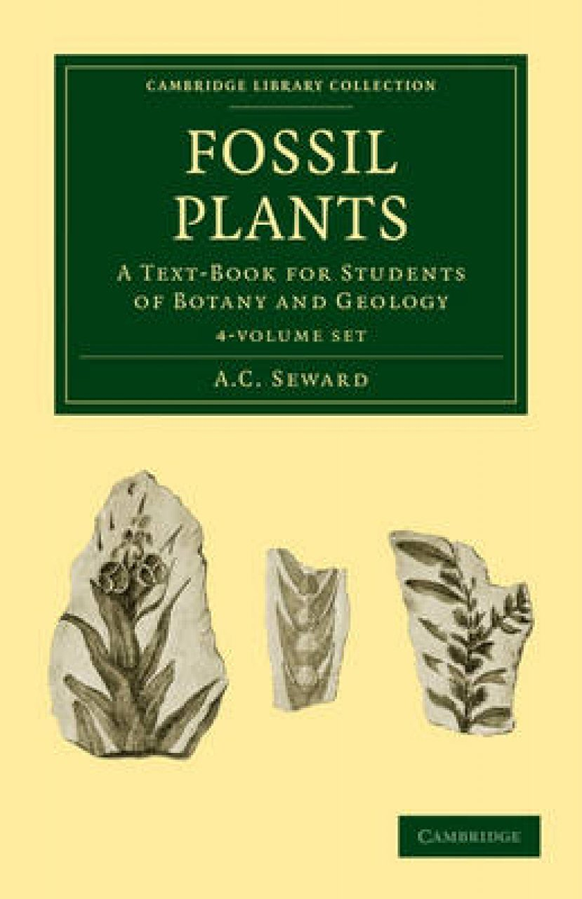 Fossil Plants (4-Volume Set)