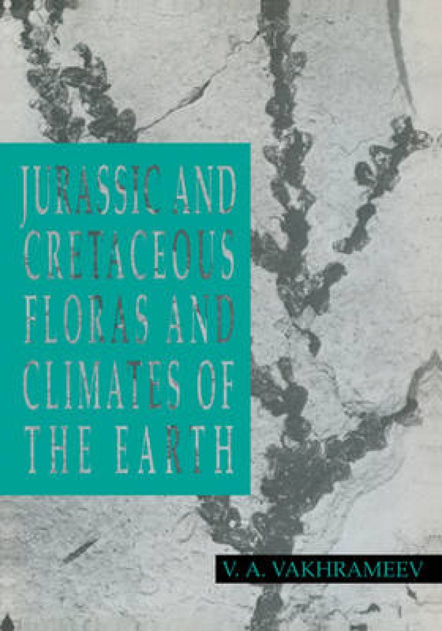 Jurassic and Cretaceous Floras and Climates of the Earth