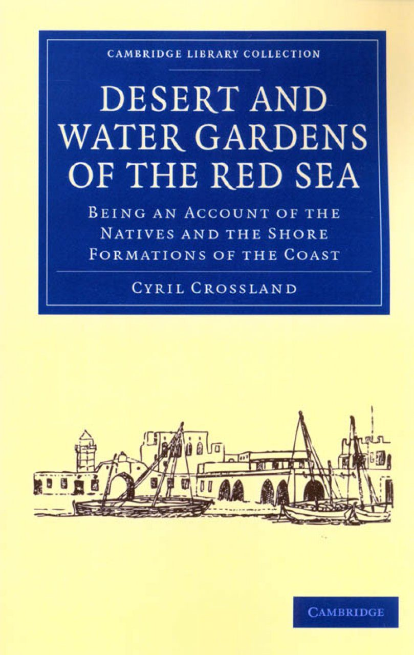 Desert and Water Gardens of the Red Sea
