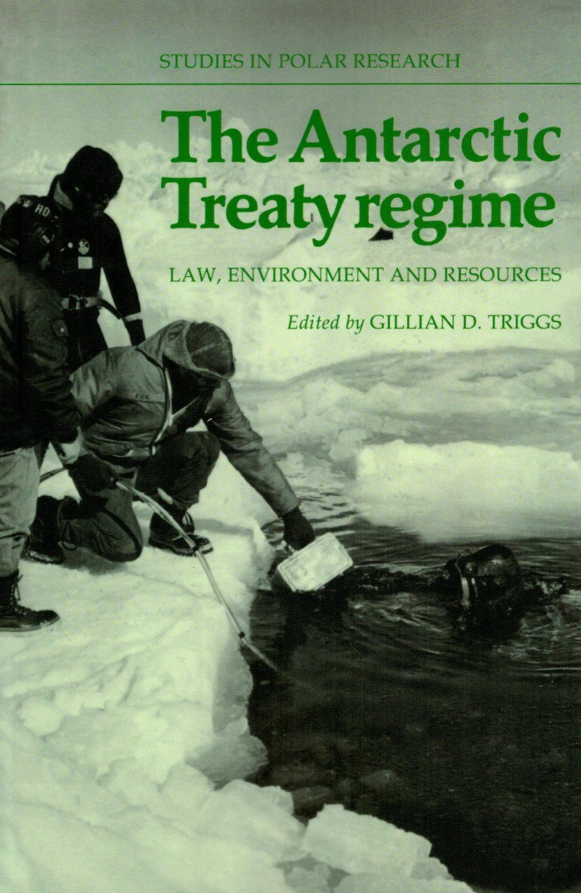 The Antarctic Treaty Regime