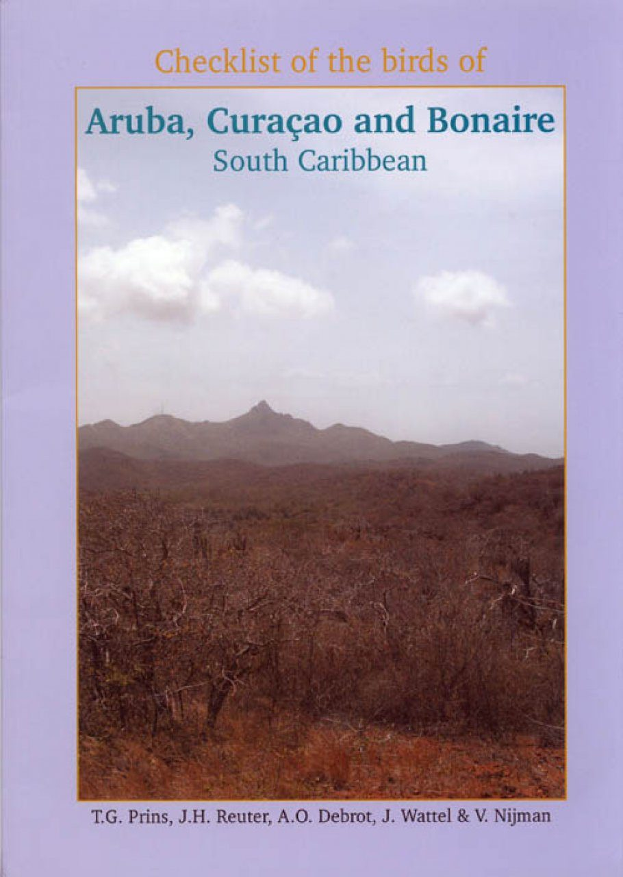 Checklist of the Birds of Aruba, Curacao and Bonaire
