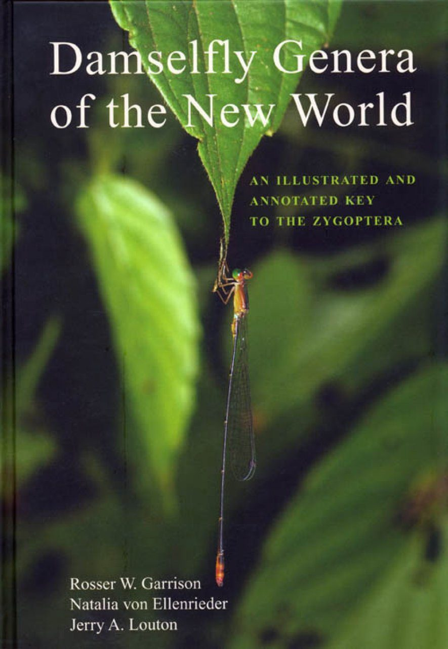 Damselfly Genera of the New World