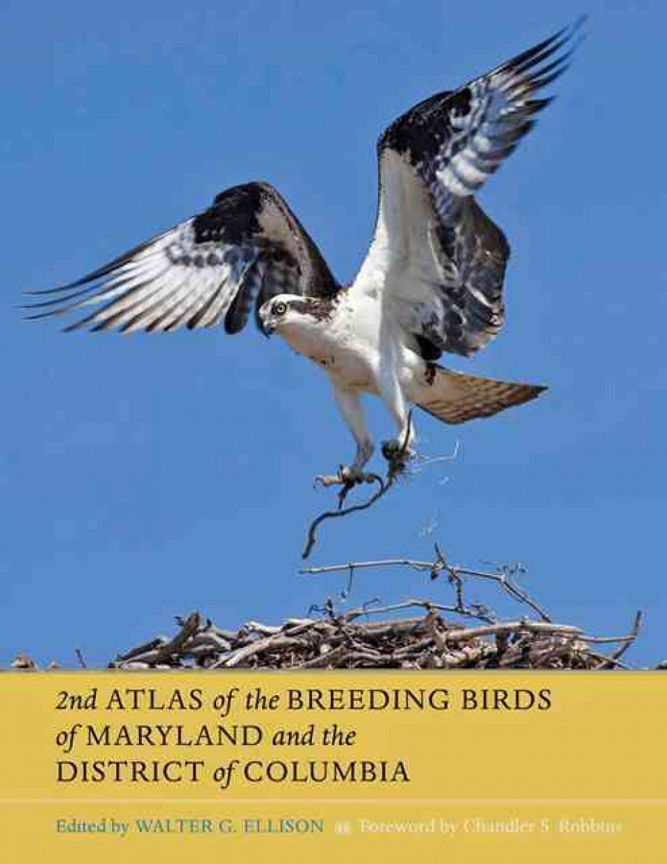 Second Atlas of the Breeding Birds of Maryland and the District of Columbia
