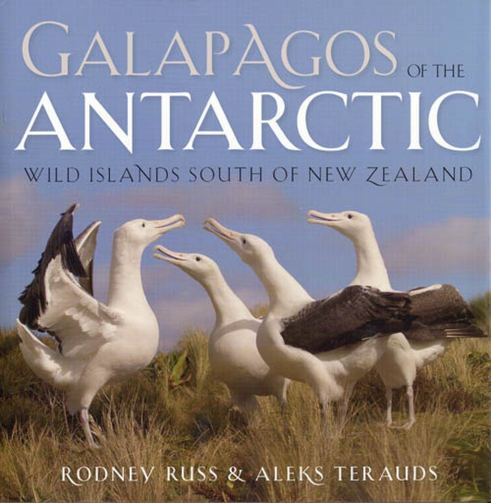 Galapagos of the Antarctic