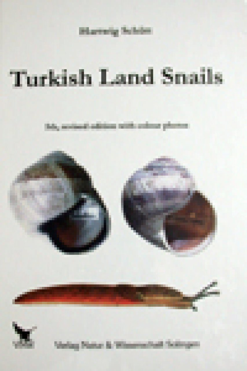 Turkish Land Snails 1758-2005