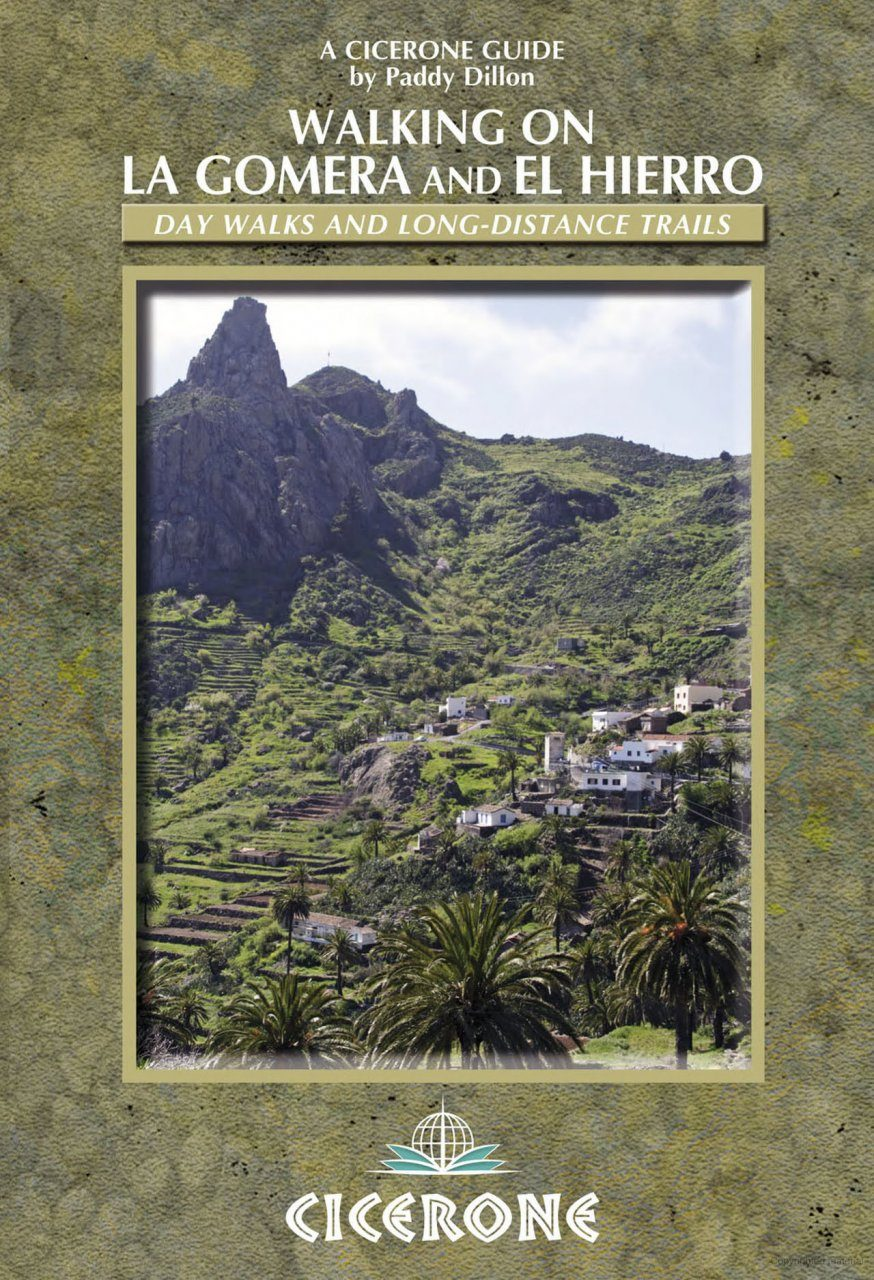 Cicerone Guides: Walking on La Gomera and El Hierro