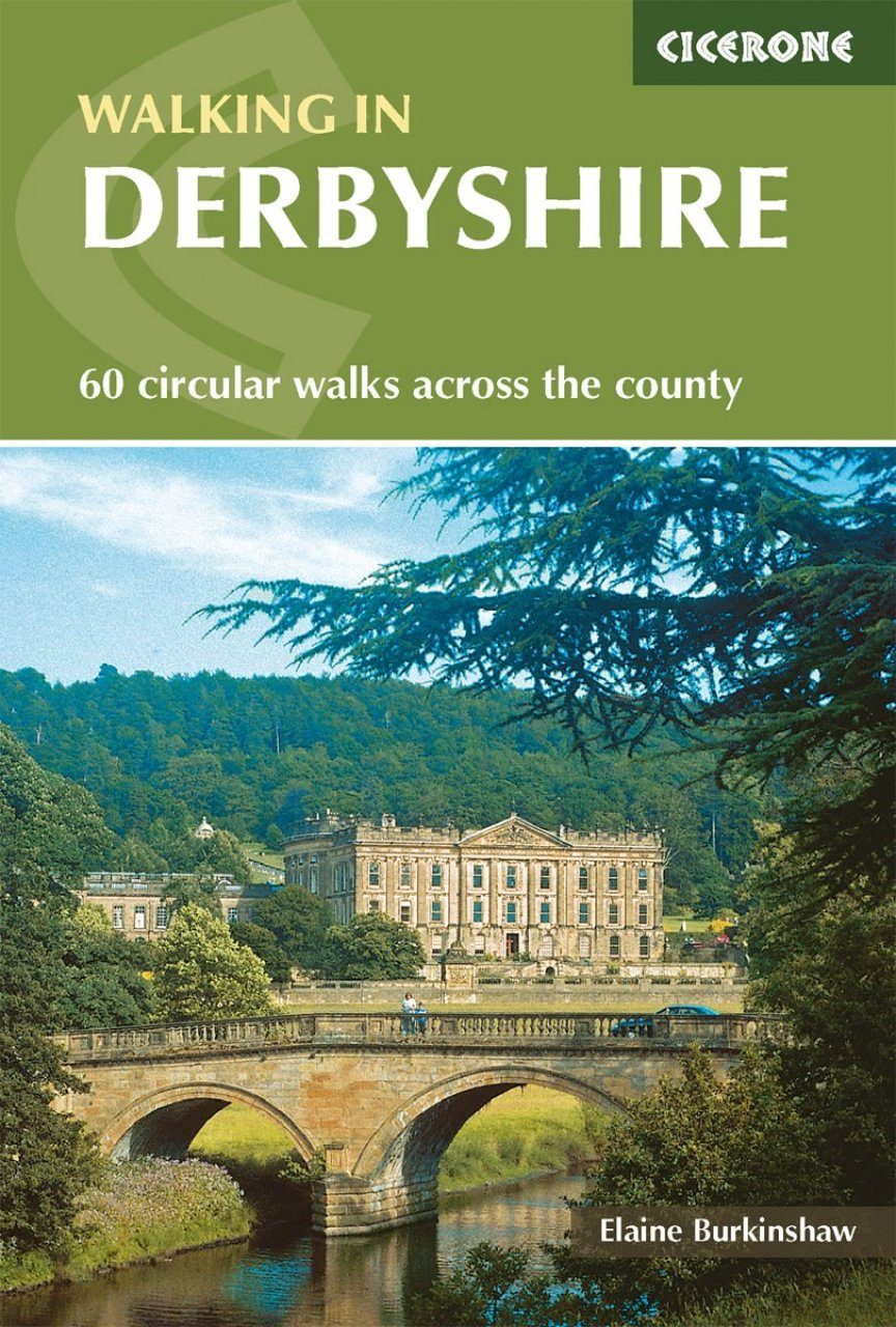 Cicerone Guides: Walking in Derbyshire
