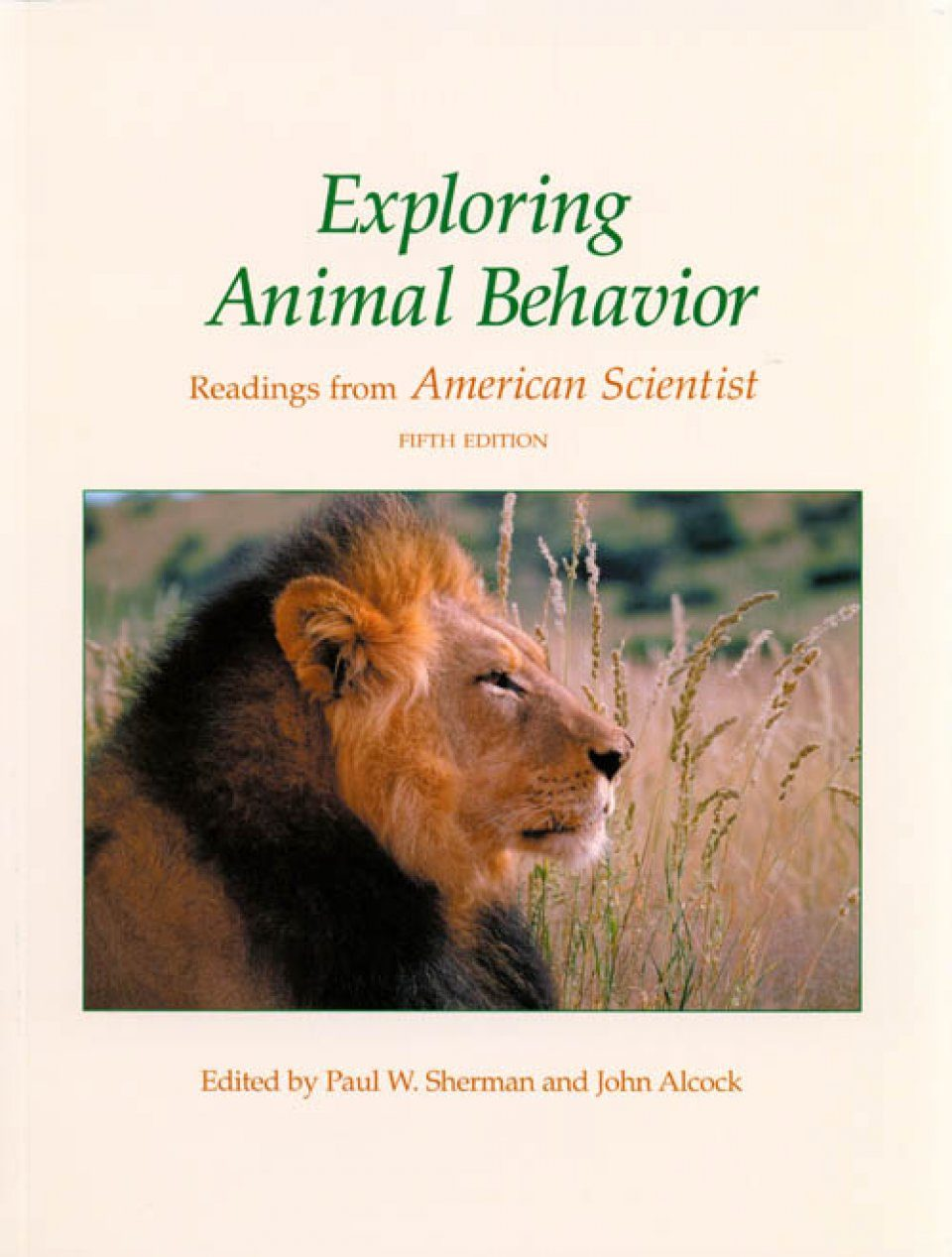 Exploring Animal Behaviour