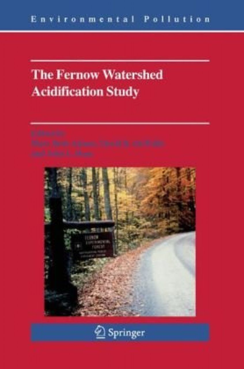 The Fernow Watershed Acidification Study