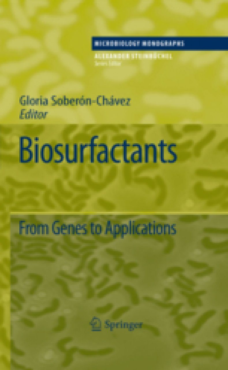 Biosurfactants: From Genes to Applications