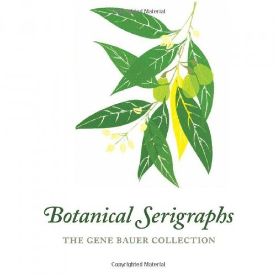 Botanical Serigraphs