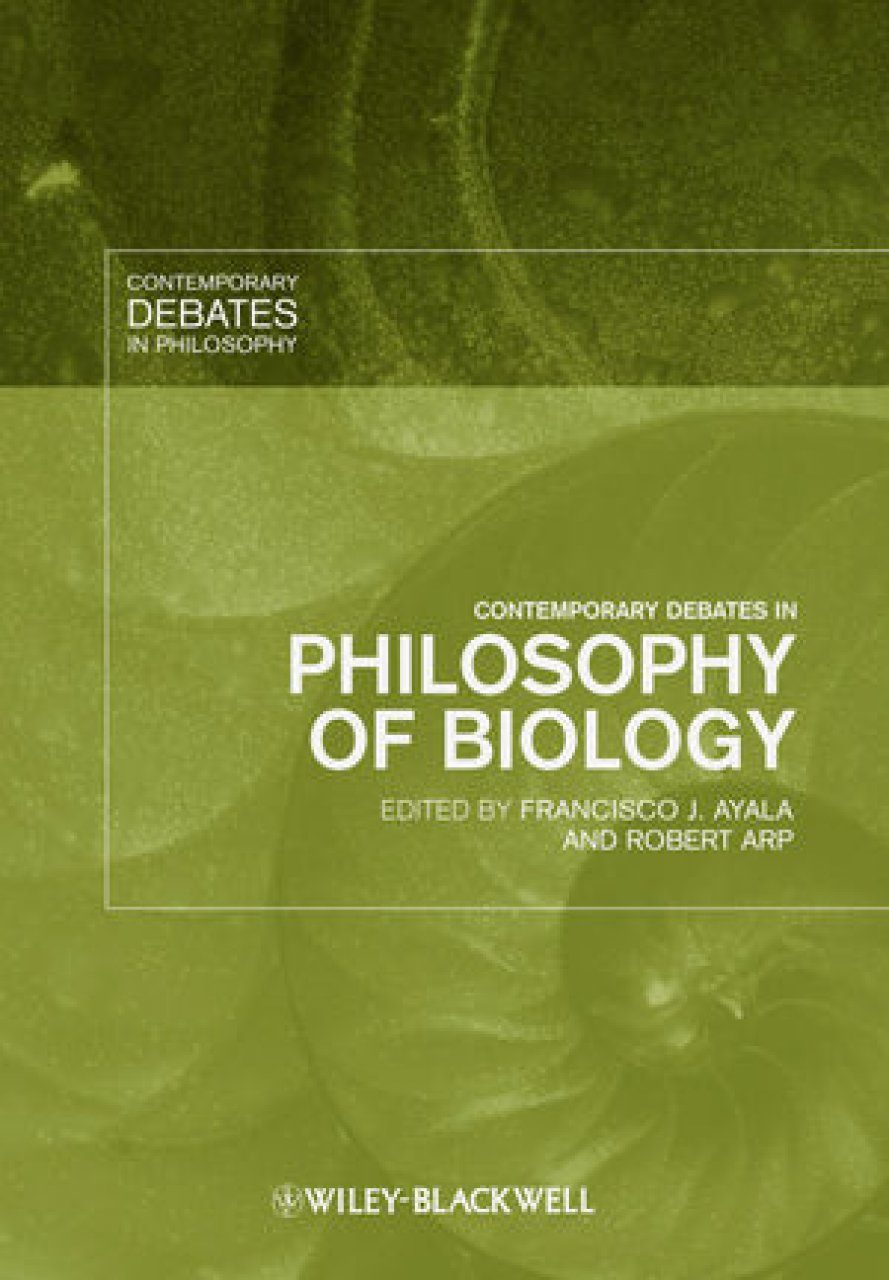 Contemporary Debates in Philosophy of Biology