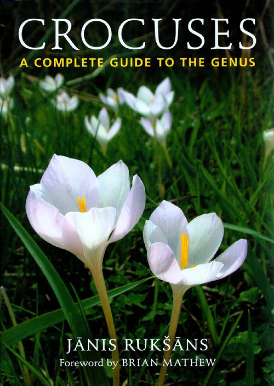Crocuses: A Complete Guide to the Genus