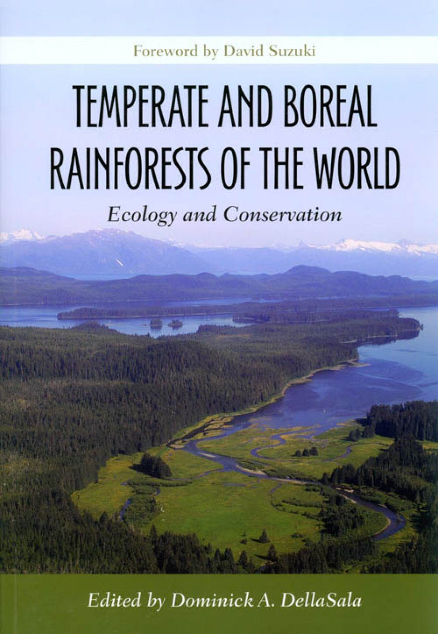 Temperate and Boreal Rainforests of the World