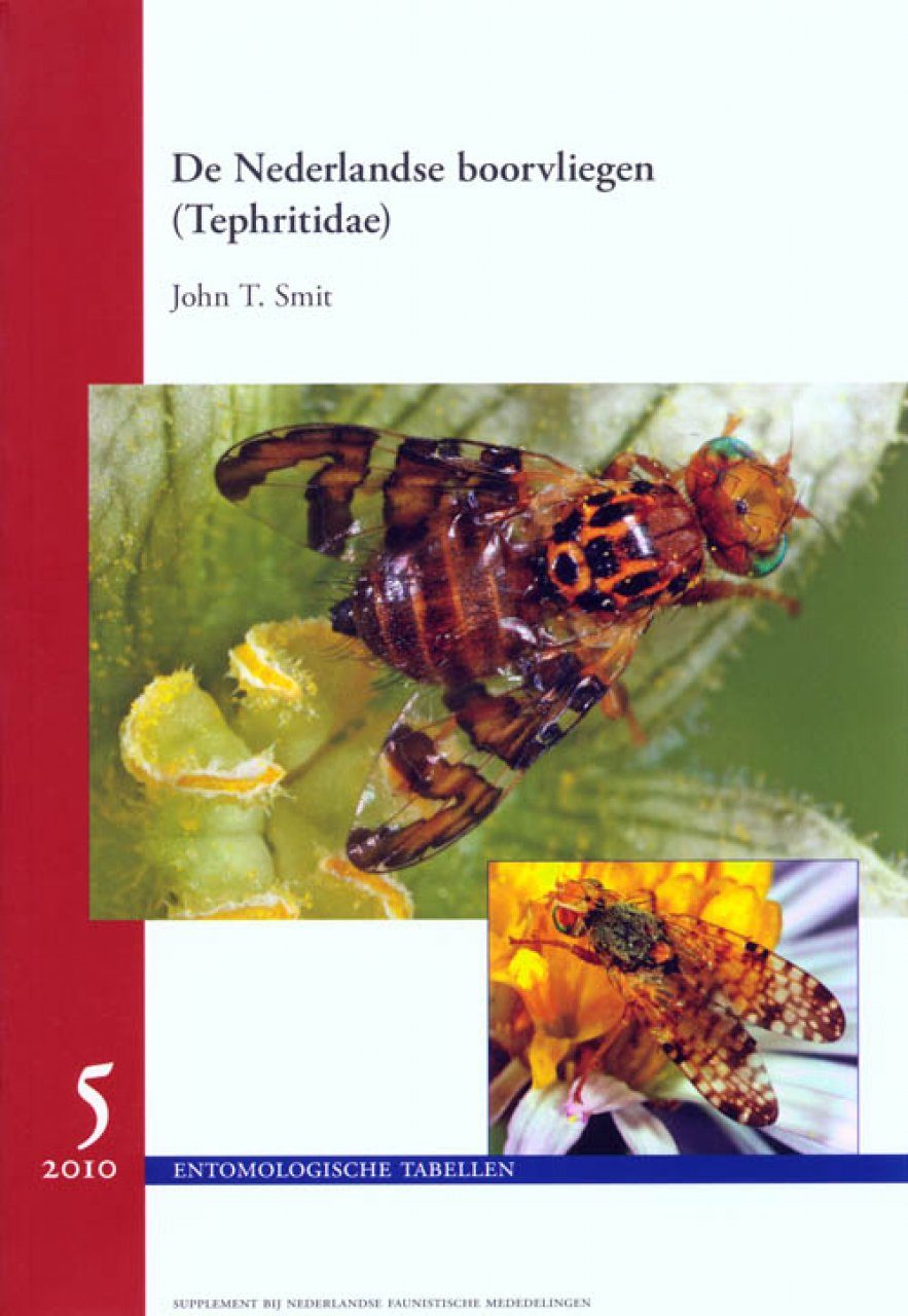 De Nederlandse Boorvliegen (Tephritidae) [The Dutch Fruit Flies]