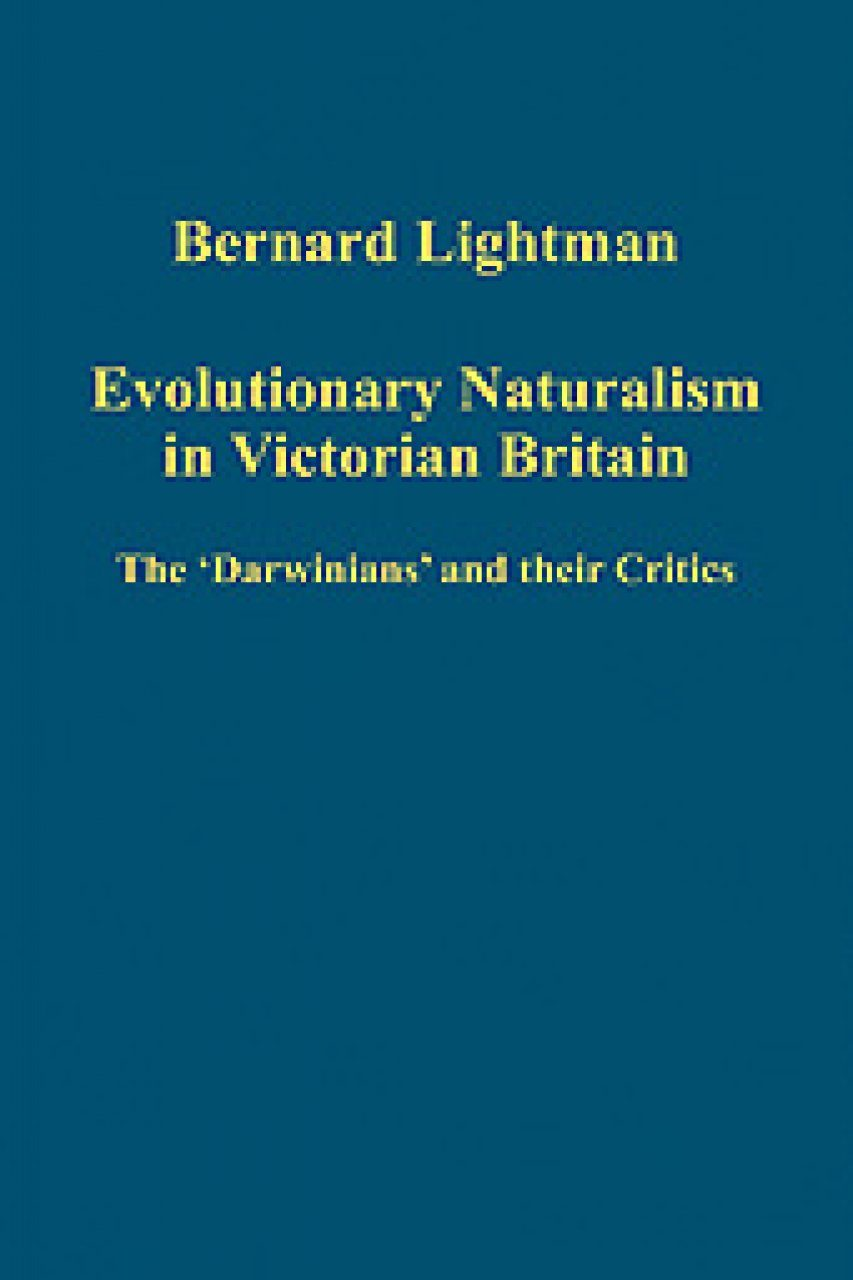 Evolutionary Naturalism in Victorian Britain