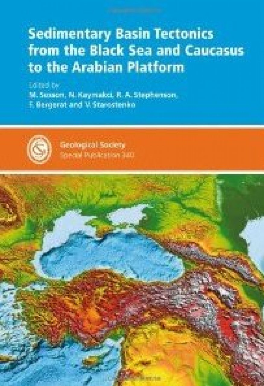 Sedimentary Basin Tectonics from the Black Sea and Caucasus to the Arabi an Platform